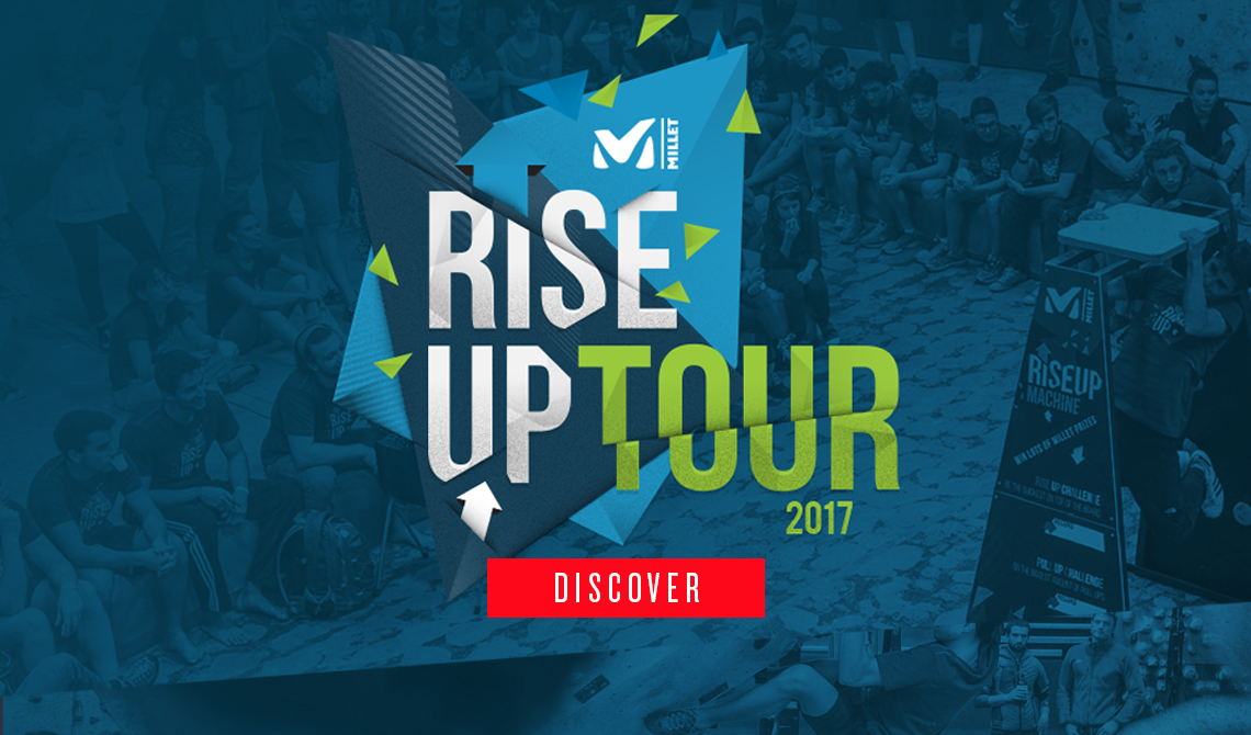 Millet International - Rise up tour