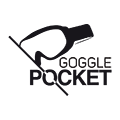 Goggles pocket