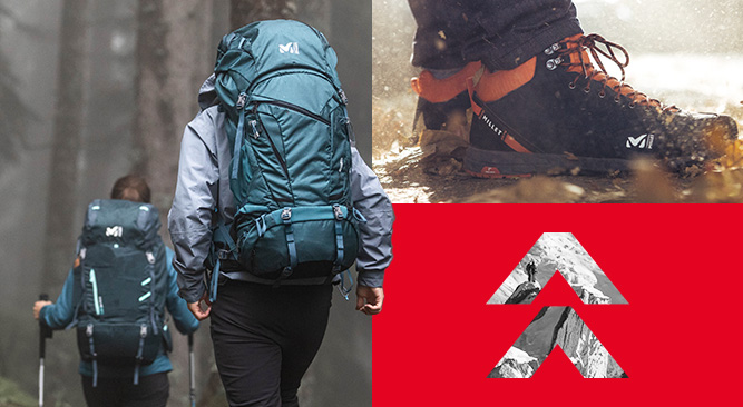 18295651d8db Millet creates apparel and equipment for mountaineers since 1950 ...