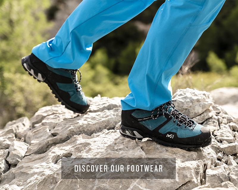 Discover our footwear