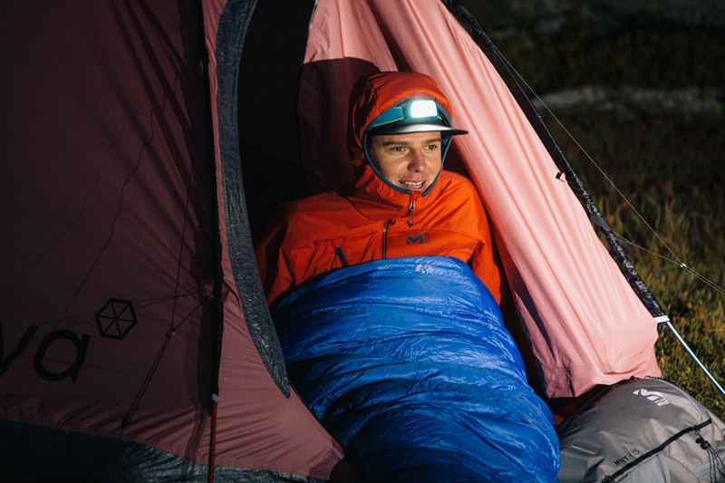 Sleeping bags spring summer 2021 collection