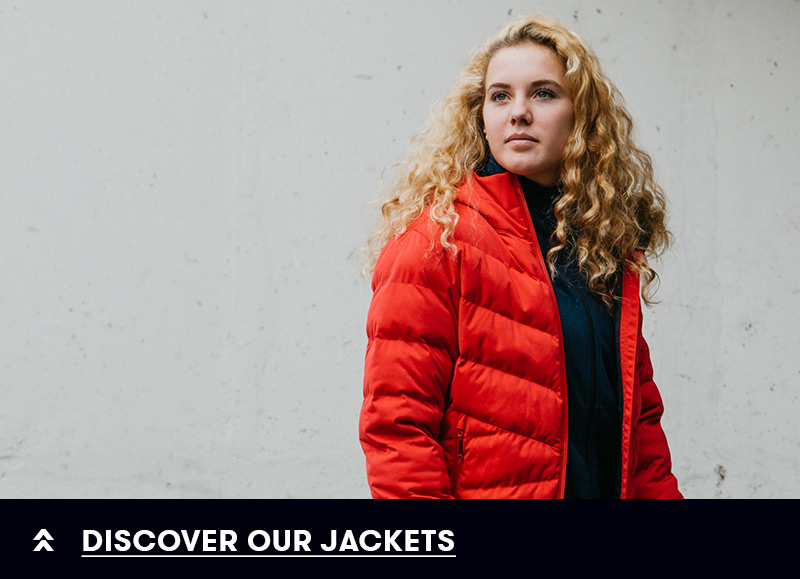 Discover our jackets