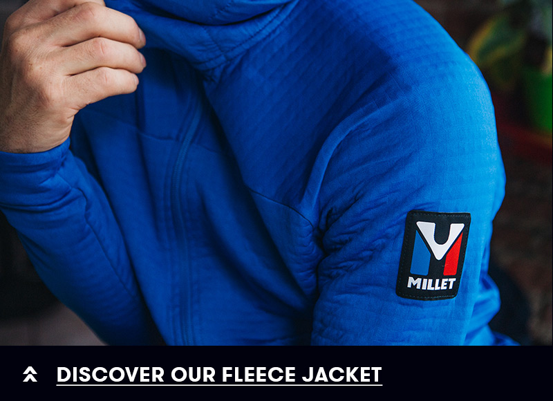 Discover our fleecejacket