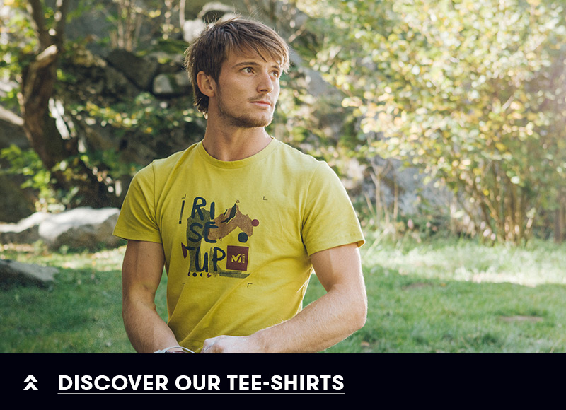 Discover our tee-shirts