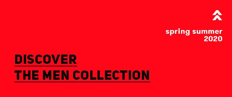 Discover the men collection