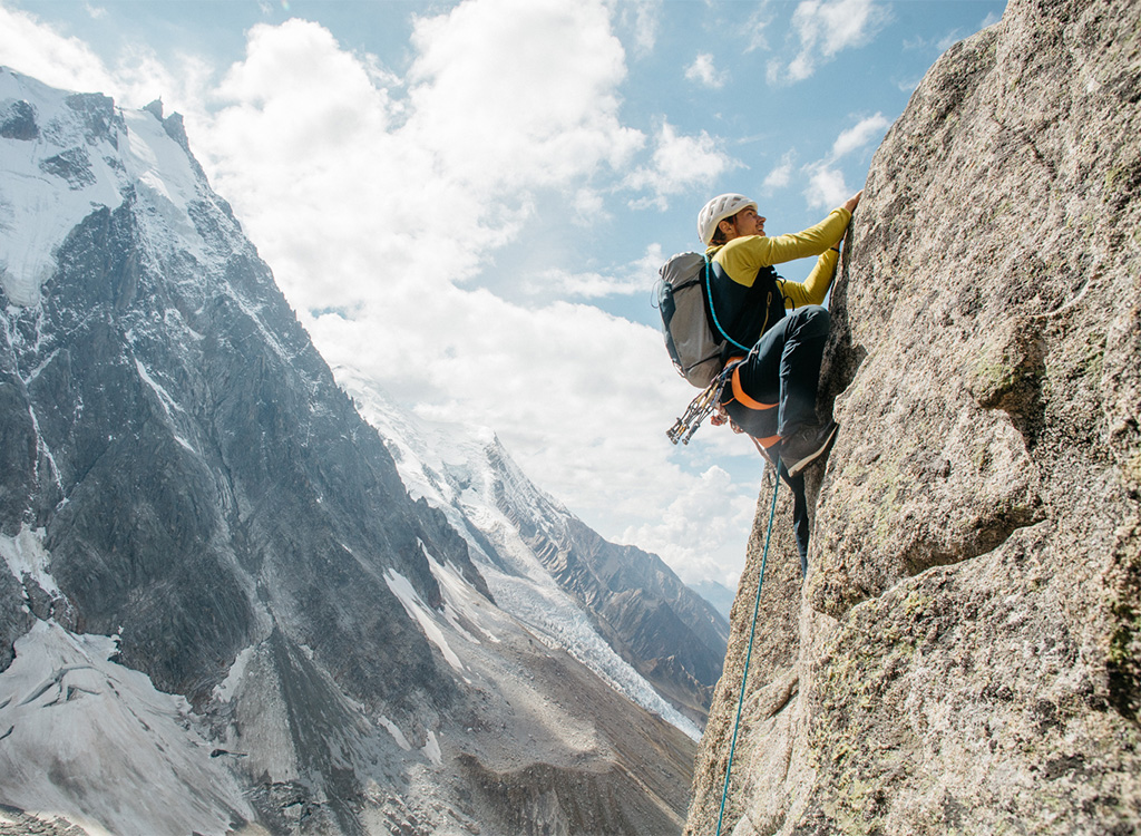 Mountaineering products - Spring summer 2021 collection