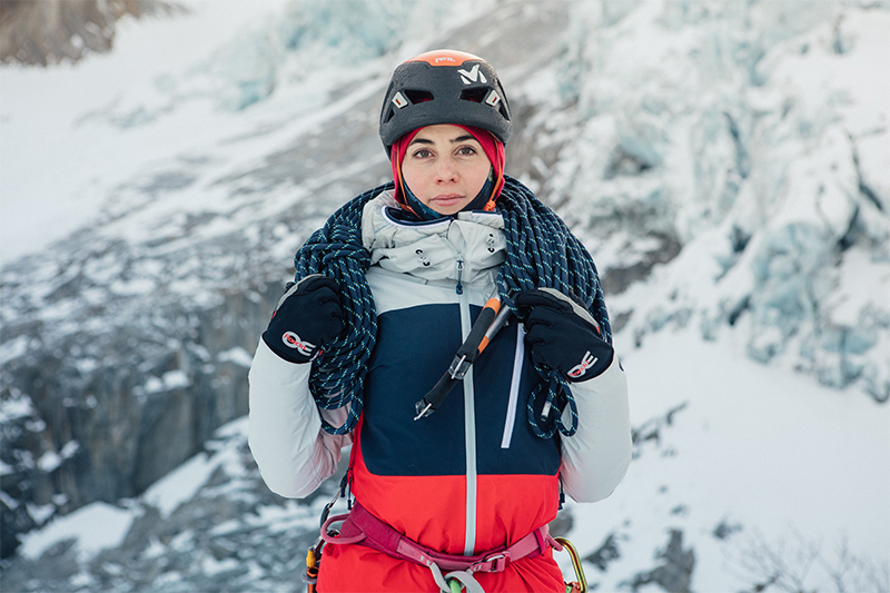 Women mountaineering products