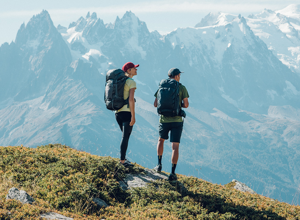 Hiking and trekking products - Spring summer 2021 collection