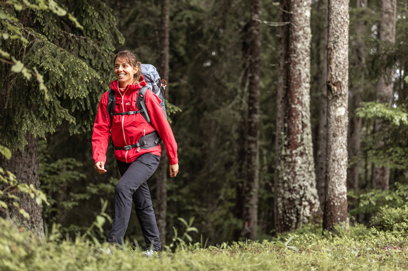 Women hiking products